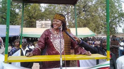 Vie politique nationale: le PDC annonce les couleurs dans la Kossi