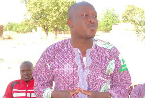 MPP/Balé: La jeunesse du bureau politique communie avec la base