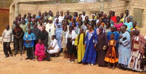 Eglise famille du Burkina: Le centre de formation théologique célèbre ses 10 ans