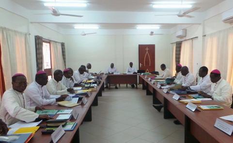 Les évêques du Burkina et du Niger en session ordinaire