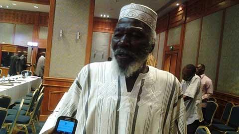 Boukary  Kaboré dit Le Lion: «Moi, je suis un homme d'action, pas de théorie»
