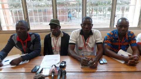 Système éducatif au Burkina Faso: FESCI-BF interpelle les autorités de la transition