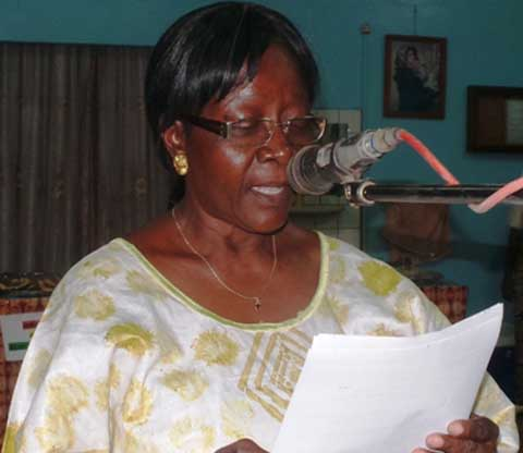 Vœux des laïcs aux Evêques de la Conférence Episcopale Burkina/Niger