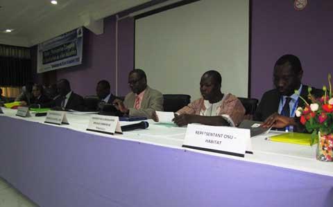 Tenkodogo: le Comité de suivi et de mise en œuvre du schéma directeur d'aménagement et d'urbanisme installé