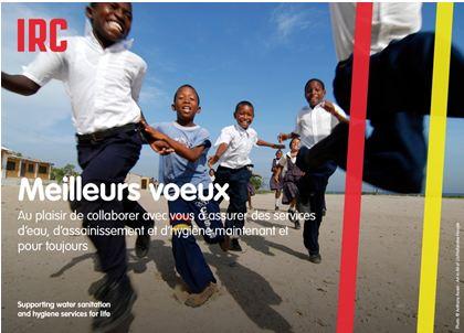 Les vœux pour 2015 de M.Juste Hermann Nansi, Directeur Pays d'IRC au Burkina Faso