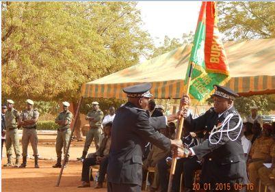 Ecole nationale de police: Théophane SEGUEGA prend les commandes