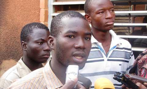 La coordination des élèves à propos de la crise à Niangoloko: «la balle est dans le camp de l'autorité»