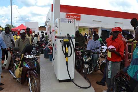La CCVC contre la baisse insignifiante du prix du carburant