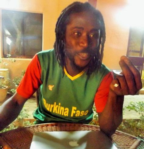 Elie Kamano : « Si je vous raconte tout ce qui s'est passé entre Tiken Jah et moi, vous n'écouterez jamais sa musique »