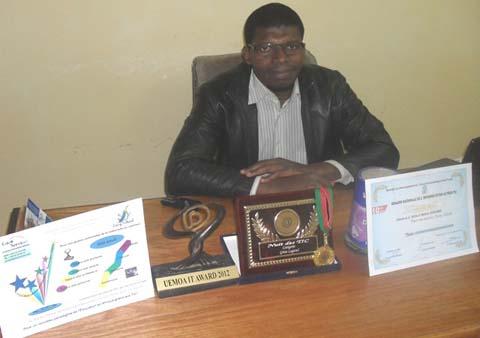 «On peut rêver d'un Burkina comme la Silicon Valley  de l'Afrique», dixit Abdoul Malicki Zoromé