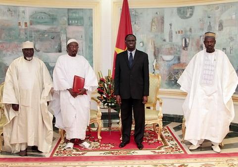 Carnet d'audiences: Le Président Michel Kafando reçoit la Fédération des associations islamiques du Burkina
