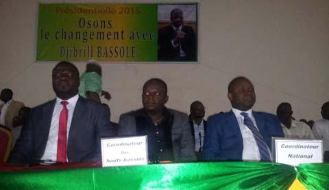 Candidature de Djibrill Bassolé à la préssidentielle de 2015: Après Ouagadougou, des jeunes de Bobo réclament «l'Homme d'Etat»