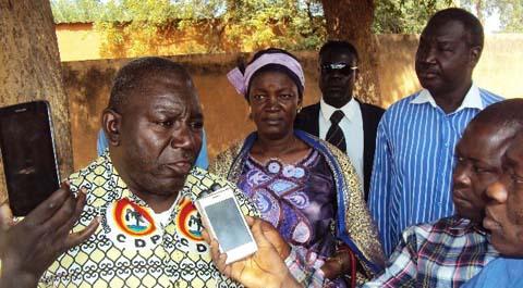 Le CDP Yatenga sort de l'ombre