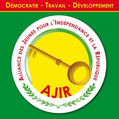 Le parti AJIR a un an: Adama Kanazoé invite les jeunes à s'inscrire massivement sur les listes électorales
