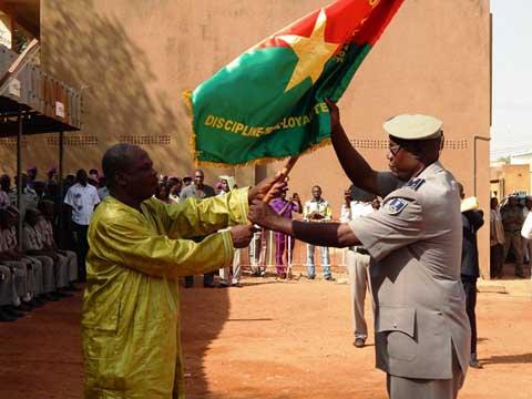 Direction régionale de la police du centre: Le commissaire principal Marcel Paré prend le commandement