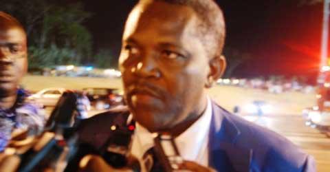 Bertrand Kaboré, Secrétaire général de la FBF:«Je n'ai pas été saisi d'une question grave au sein de l'équipe»