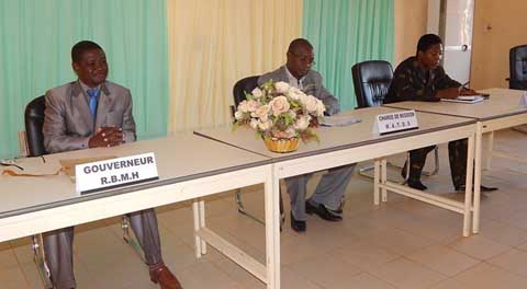 Boucle du mouhoun: la délégation spéciale  du Conseil régional installée
