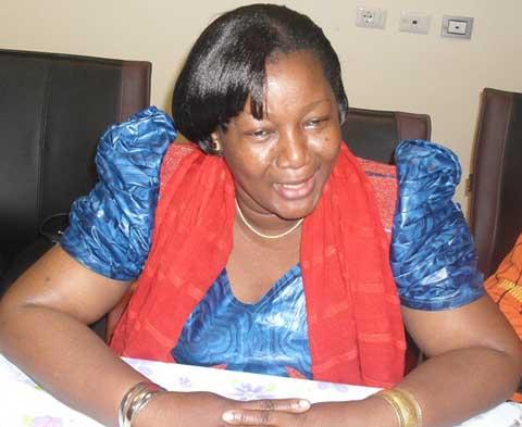 Bibiane Ouédraogo, ministre burkinabè du genre: «Le fonds d'entrepreneuriat féminin sera accessible en avril 2015»