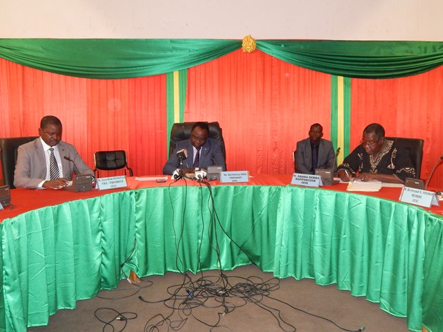 Processus électoral: la CENI accorde les violons avec les parties prenantes