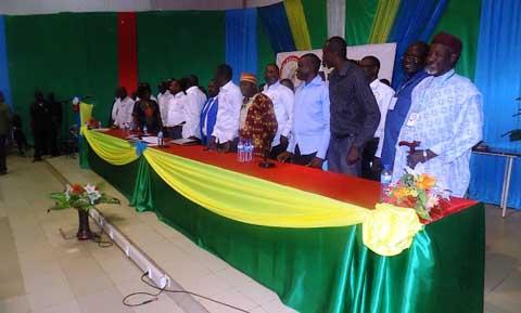 Le parti La Nouvelle Alliance du Faso est né