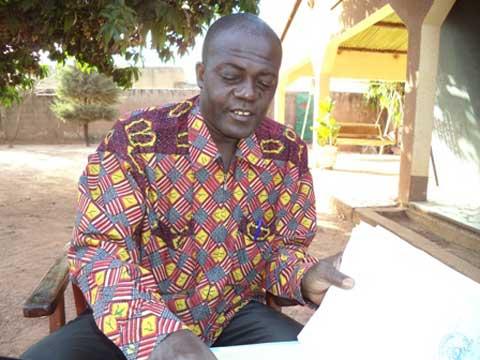Politique: Yacouba Sagnon rend sa démission du CDP et rejoint le MPP