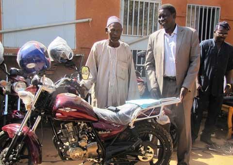 Elevage: la Fédération des éleveurs du Burkina renforce les capacités organisationnelles et matérielles de ses unions régionales