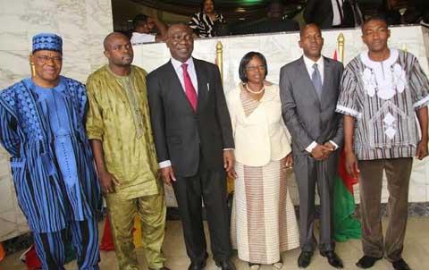 Parlement de la CEDEAO: Six députés burkinabè prêtent serment