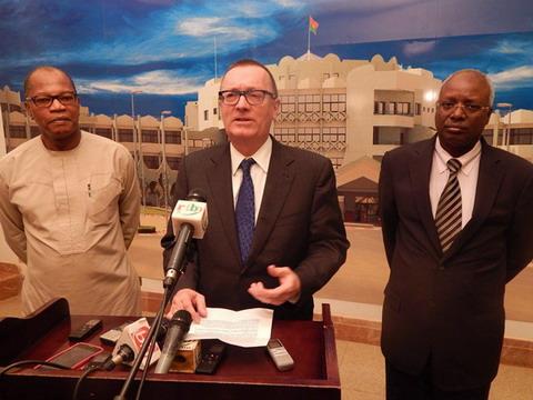 «La communauté internationale ne tolèrera aucune entrave à la transition», dixit Jeffrey Feltman, Secrétaire général adjoint de l'ONU chargé des affaires politiques