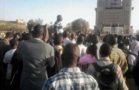 Situation nationale: La société civile appelle à un rassemblement ce jeudi 5 février à la place de la Nation