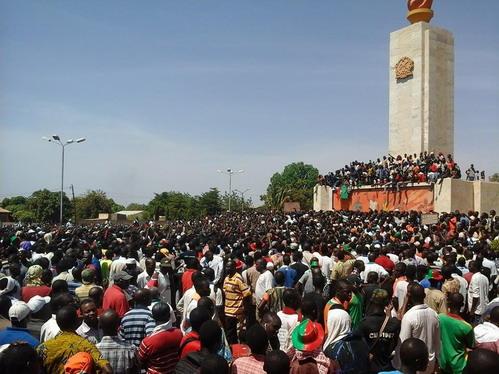Situation nationale: Les organisations de la société civile dénoncent  une tentative de contre-révolution