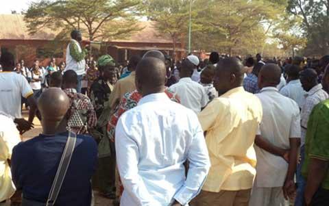 Banfora: La Coalition nationale de lutte contre la vie chère met en garde les autorités de la transition