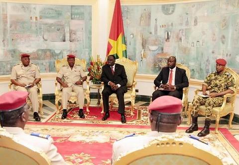 Transition politique: mettre la manière dans  cette quête du «Burkina nouveau»!