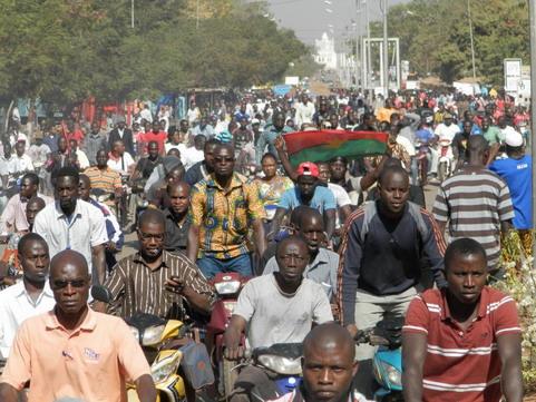 Appel à la dislocation du Régiment de sécurité présidentielle: Les Organisations de la société civile de Bobo sont dans l'arène