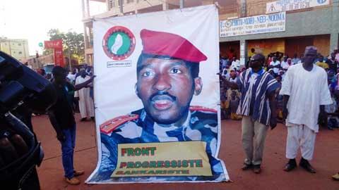 Front progressiste Sankariste: Kaya mobilisé pour le «vrai» changement avec les Sankaristes