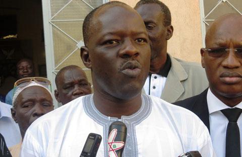 Gilbert Ouédraogo, président de l'ADF/RDA: «Aujourd'hui, ma préoccupation, ce n'est pas la question politique»