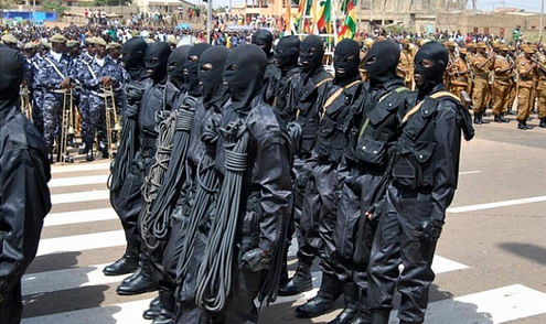 Forces armées nationales: Le mémoire en défense du Régiment de sécurité présidentielle (RSP)