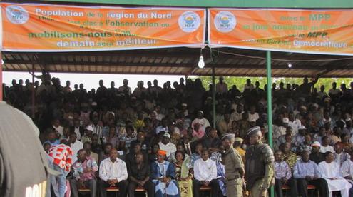 Province du Zondoma: Le MPP met en garde les caciques du CDP