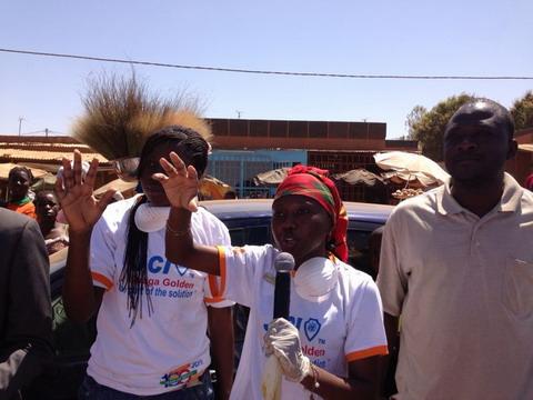 JCI Ouaga Golden:  «Un environnement sain, mon combat!»