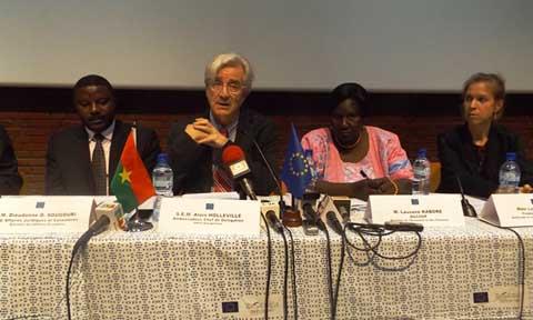 Journée ouagalaise du développement: Dialogue inclusif pour un développement participatif