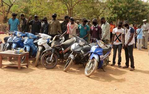 Délinquance à Ouagadougou: La bande d'Amadé Zongo a été démantelée