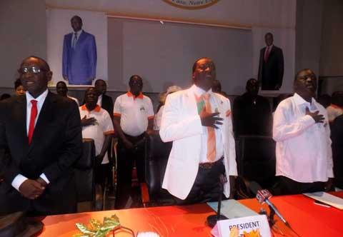 Présidentielles 2015: Yacouba Ouédraogo crée l'UBN