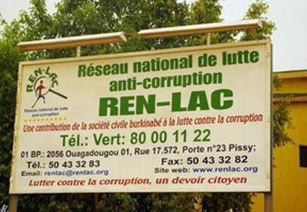 Loi anti-corruption: le REN-LAC estime que la balle est dans le camp du CNT