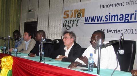 TIC: SIMAGRI, une plate-forme pour l'Agriculture