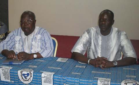 Fusion ADF/RDA – CDP: Gilbert Ouédraogo ne confirme pas
