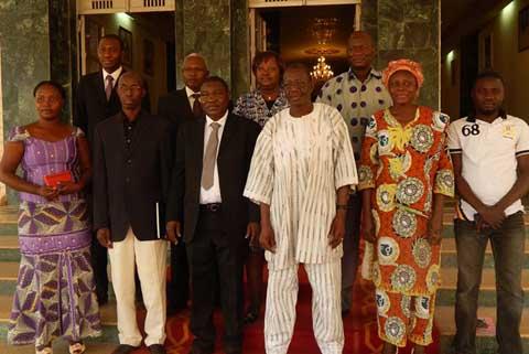 Communication gouvernementale: Arsène Evariste Kaboré remplace Hamado Ouangraoua à la Primature