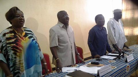 CDP: Les ex-élus locaux resserrent les rangs
