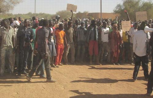 Mine de Tambao: Les raisons de la colère des populations