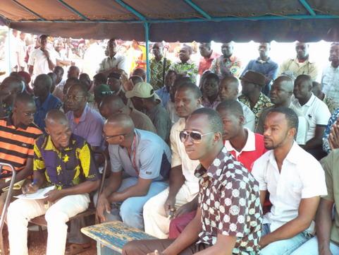 Grève de  48 heures: Les enseignants et les agents de santé ont ravi la vedette à Banfora.