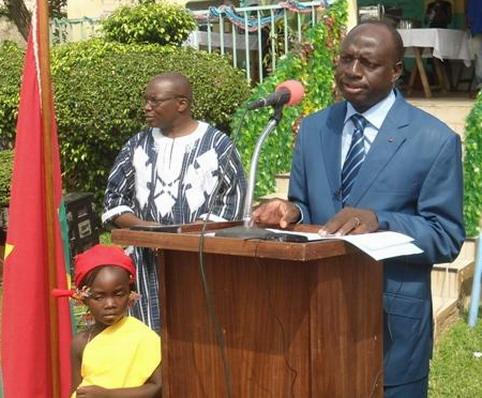Diplomatie: Justin Koutaba rappelé au bercail