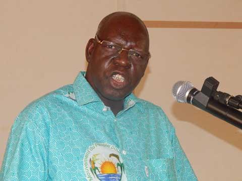 Salif Diallo dans la région du sud-ouest: «Le MPP passera aux élections au quart de tour»